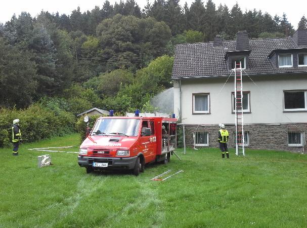 Übung Niederheckenbach 5