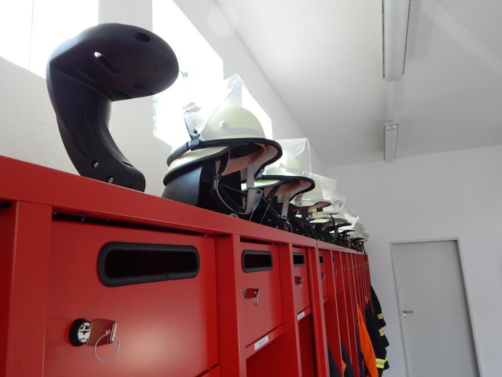 Dein Schrank ist noch frei: Werde Mitglied in der Freiwilligen Feuerwehr Heckenbach!