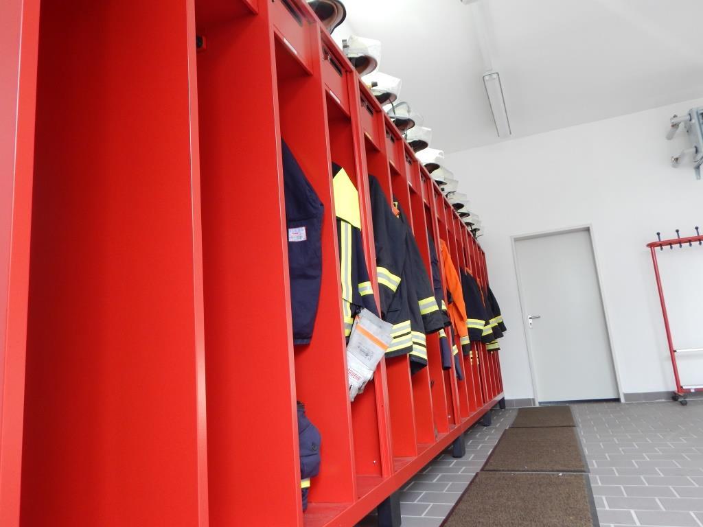 Feuerwehrhaus Freiwillige Feuerwehr Heckenbach